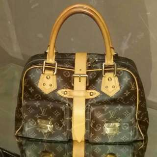 LV Manhattan Monogram Handbag