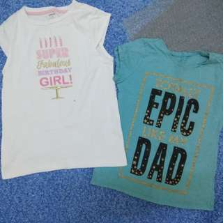 10 years - Kids Cloth Shirt Dress Baby Girl Boy