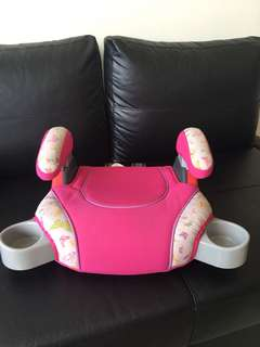Child Booster Seat from Graco (in Pink)