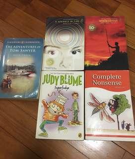 FREE English Books