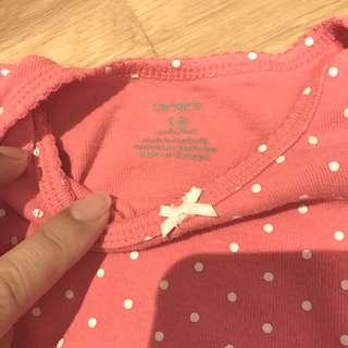 Baby Carter's Romper bodysuit