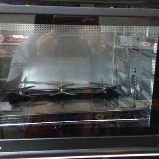 Oxone Electric Oven OX-899RC DP 0% Cukup Admin 199.000 Tanpa CC