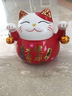 Fortune Cat money box