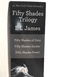Fifty Shades Trilogy [BRAND NEW]
