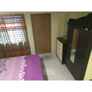 Master room Tampines rental w Aircon