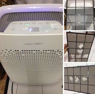 AIR PURIFIER FOR FRESH INDOOR AIR EVER