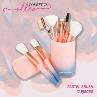 Pastel brush 12pcs gradient brush ombre brush brush set makeup set