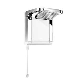 Acqua Star Shower Head Ultra WHITE CHROME