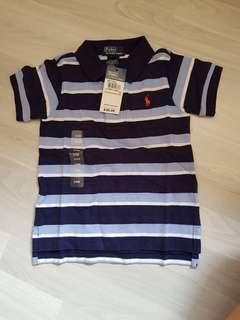 BNWT Authentic Polo Ralph Lauren Polo Tee