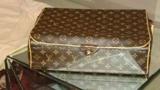 LV Men's Abbesses Messenger Bag