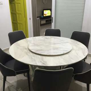Dining Table Marble For sale