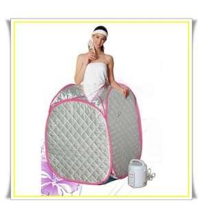 Sauna Portable Spa Room Alat Praktis Mandi Uap Dirumah