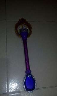 Sophia The First Scepter and Amulet