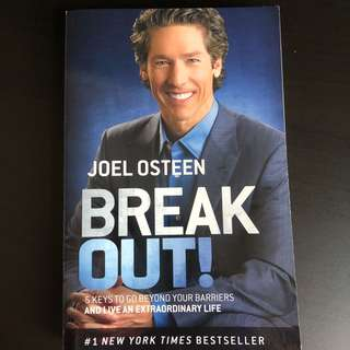 Joel Osteen Break Out!