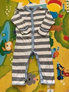 Old Navy Baby Pyjamas Sleepsuit 12-18M
