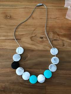 Bubba Chew Teething necklace