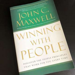 John C. Maxwell Winning With People
