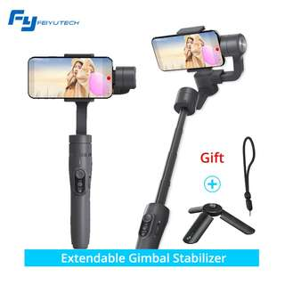 Feiyu Vimble 2 Smartphone 3-Axis Handheld Gimbal with Free Mini Tripod and Strap