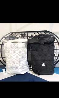 Adidas issey miyake backpack 3D ROLL TOP BACKPACK
