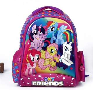 Instocks Pony School Bag