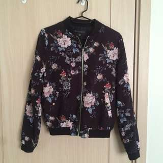 Forever New - flowery jacket