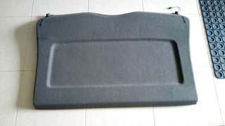 Ford focus mk2, 3dr, boot cover.