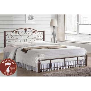 Metal SOLID EXTRA STRONG Mild Single Metal Bed Frame