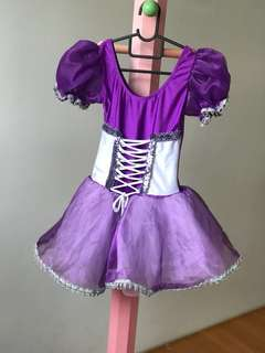 Purple Princess Ballerina dress (6-8yrs)
