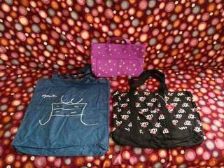 Agnes tote bag BYOB 環保袋 購物袋