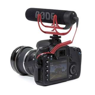 🚚 RODE GO VideoMic Microphone (Video mic) For DSLR, Mirrorless or Video Camera