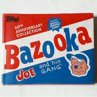 Bazooka 60th Anniversary Collectors Edition