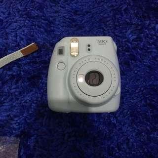 Polaroid fuji film mini 9