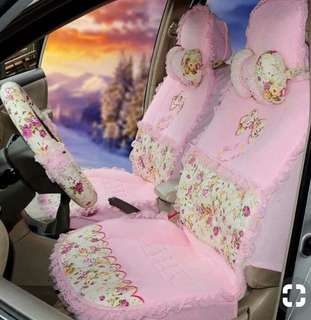 Customize car seat