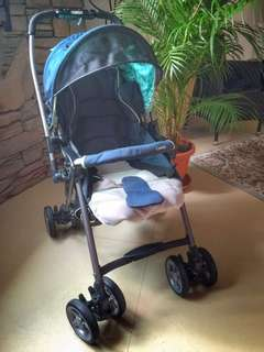 Combi Prams (v good condition)