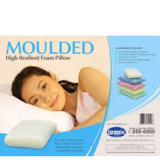URATEX HR MOULDED PILLOW JCE