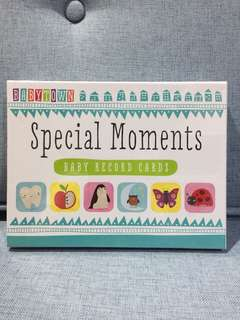 Special Moments Cards