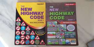 Driving Books Basic Theory & Final Theory Book