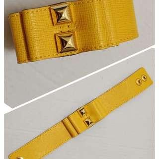 Bonia Authentic Leather Bracelet