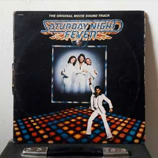 Saturday Night Fever LP/Vinyl Record