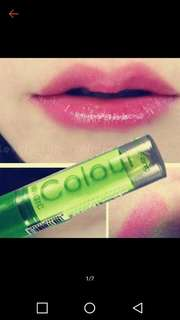 Water proof fruity smell changeable lip color