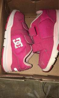 DC Toddler Shoes (girl)