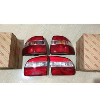 NEW Toyota Lovelife Tail Lights
