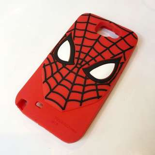 Samsung Note 2 Spider-Man Phone Cover