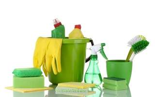 Part time office cleaner at Tampines