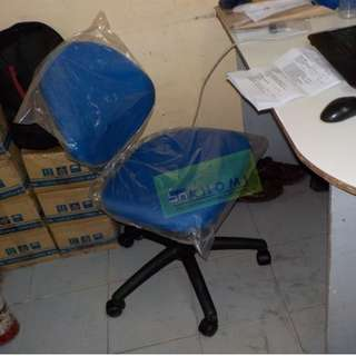 OFFICE CHAIRS W out armrest--KHOMI