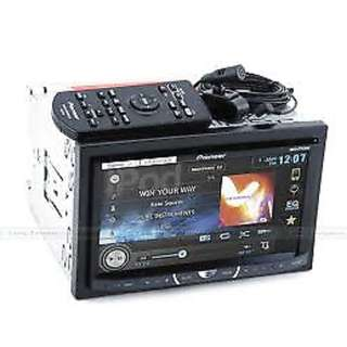 "PIONEER AVH X5550 BT Head Unit   - 7 "" INCHES  (TOUCH )DOUBLE DIN DVD CAR AUDIO /VIDEO"