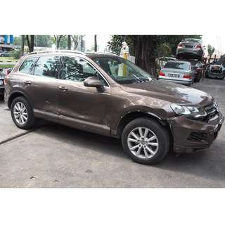 VW TOUAREG 3.6 2011 PARTS FOR SALE (07038)