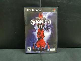 PS2 Grandia II 2 (Used Game)