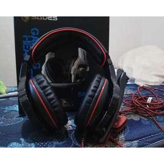 Headset Gaming Sades 903 (second)