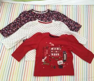 Mothercare Longsleeve top